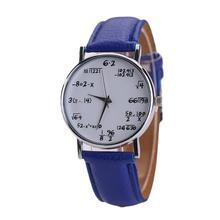 SmileOMG  Women Mens Leather Stainless Steel Watch Sport Quartz Wrist Watch ,Aug 15
