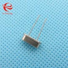 50 pçs/lote 8 MHz MHz 8 8 M Hz Cristal Oscilador 8.000M Mini Passiva Ressonador de Quartzo HC-49S