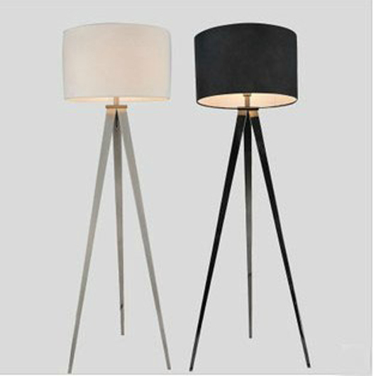 Bekend Moderne minimalistische mode creatieve woonkamer vloerlamp  #PI67