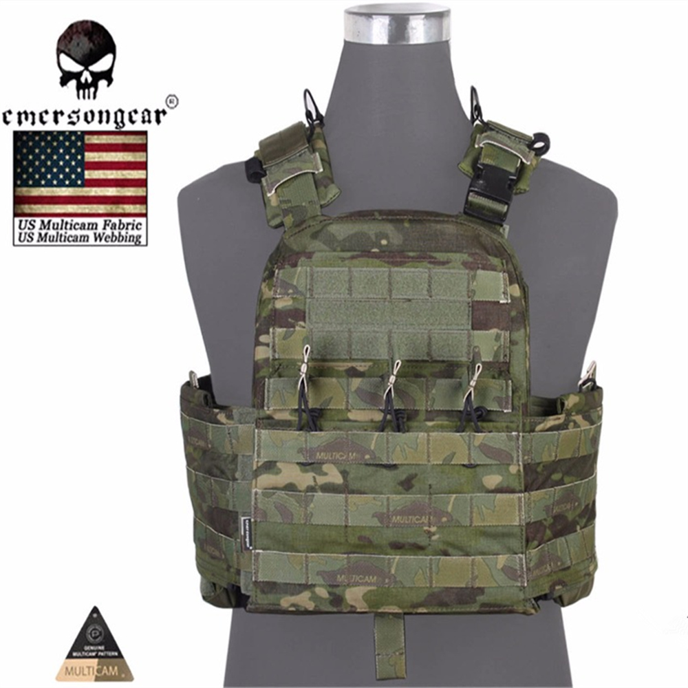 2017 NEW Emersongear CP Style CPC Tactical Vest Molle vest Hunting Game Airsoft Combat Vest Gear