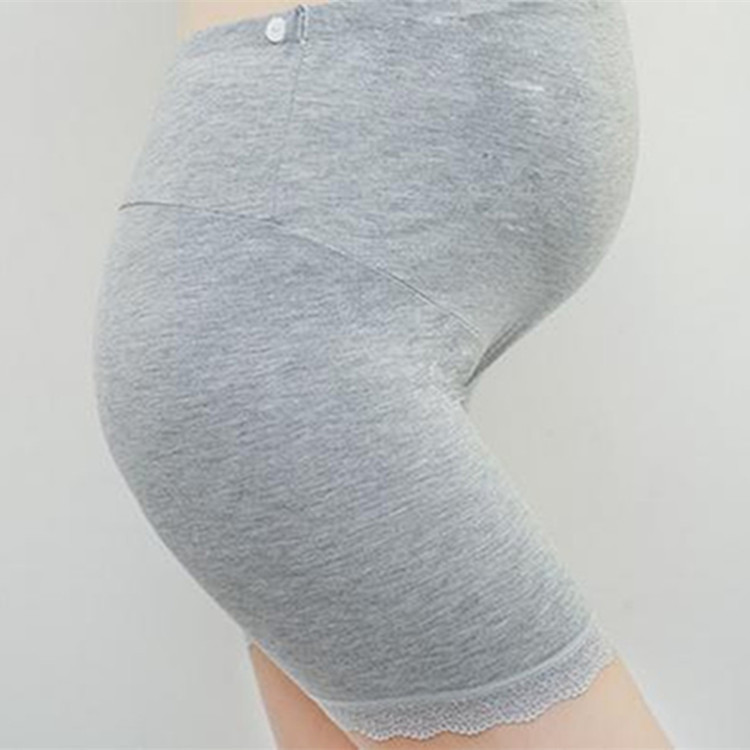 Maternity Underwear Pants Stomach Lift Maternity Dress Cotton Pregnant Women Underwear Adjustable High Waist Pants FF309