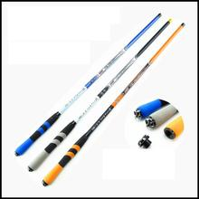 Carbon fishing rod 3.6M – 7.2M Short Festival Hand Rod Streams pole Ultralight superhard Taiwan fishing Carp pole
