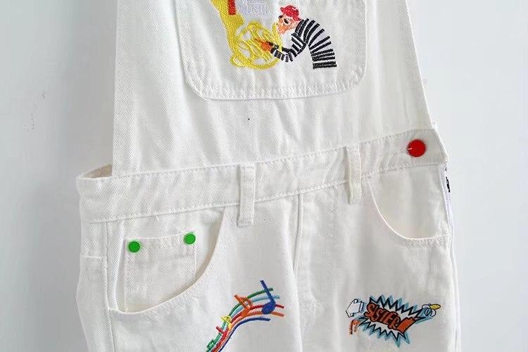 novas crianças roupas crianças casual suspender calças