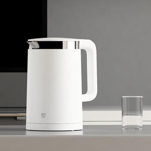 Image 5 - Original Xiaomiคงที่กาต้มน้ำไฟฟ้าควบคุมน้ำ 1.5Lฉนวนกันความร้อนกาน้ำชาสนับสนุนโทรศัพท์มือถือAPPควบคุม