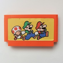 Super Mali Bros.3 Mix 60 Pin Game Card For 8 Bit Subor Game Player