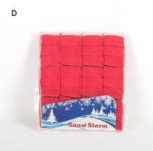 Red Snowflakes Finger Snow Storm snow paper Magic Tricks Props Toys Illusion YH304