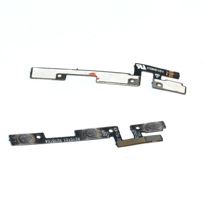 New For ASUS  ZENFONE GO LIVE ZB551KL Power Mute Volume Button Switch Connector On Off Flex Cable Ribbon Parts