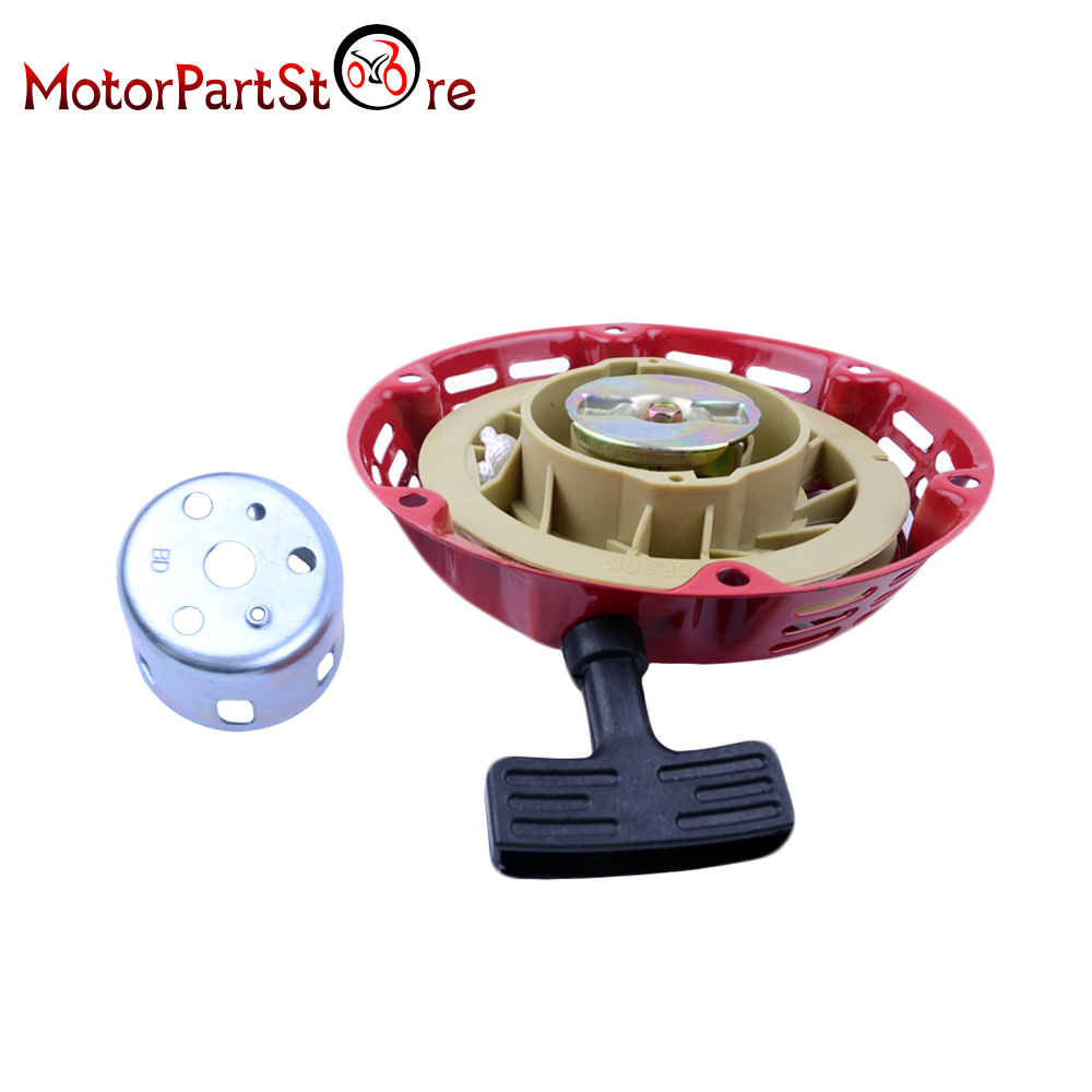 HONDA GX160 ASSEMBLY PULL STARTER with CUP RECOIL 5.5HP 6.5HP OEM Metal Pawls