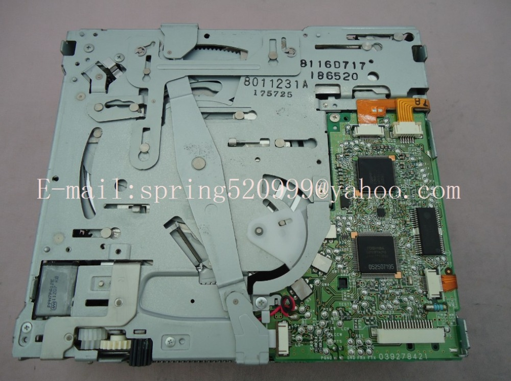 Portable Audio & Video Ambitious 100% New Clarion 6 Cd Changer Mechanism Drive Loder Pcb Number 039278421 For Ni$$an 28185 Jg41a Renault Car Cd Radio 2pcs/lot Buy Now