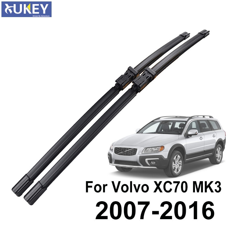 """2013 Volvo Xc70 Exterior: Xukey 26""""20"""" Front Window Windscreen Wiper Blades For"""