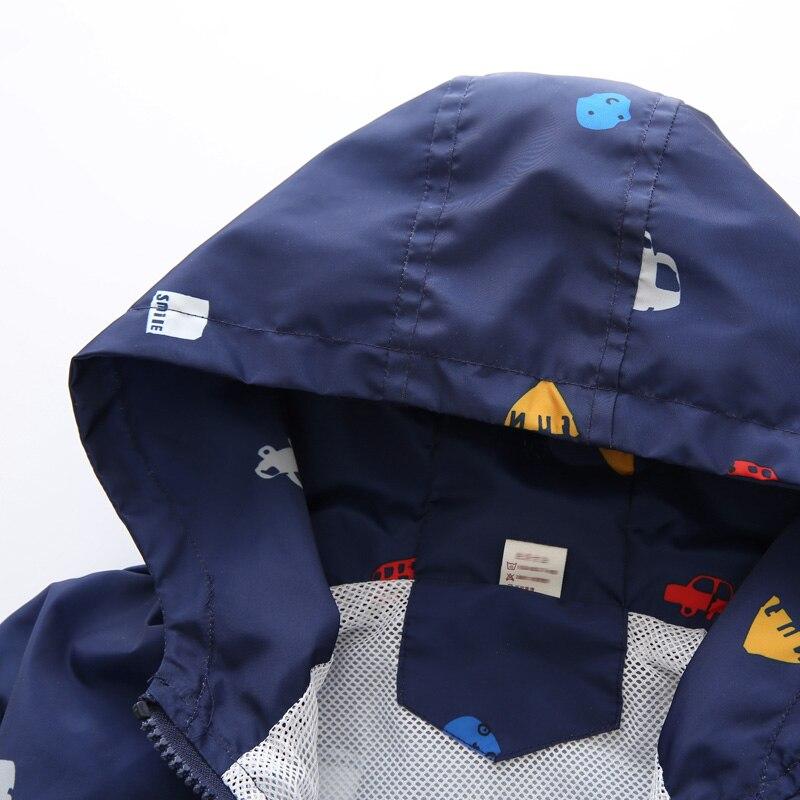 d10396af65c6 HiPie   2017 New Summer   autumn children jackets casual hooded kids ...
