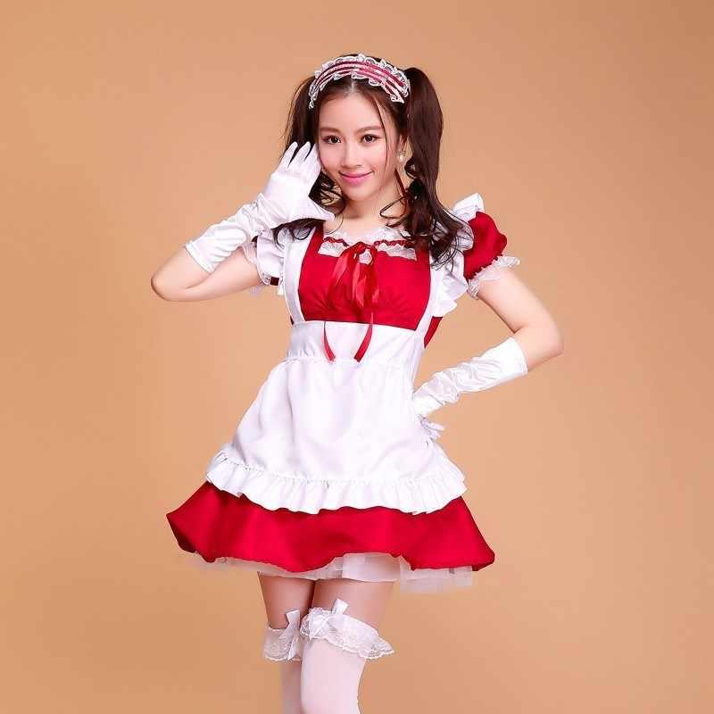 Asian cute maid sissy