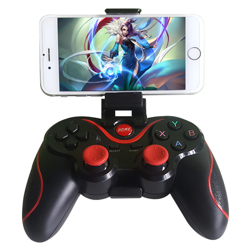 Lemonjoy Wireless Bluetooth Joystick Gamepad USB Game Controller For Android Smart Phone TV Tablet