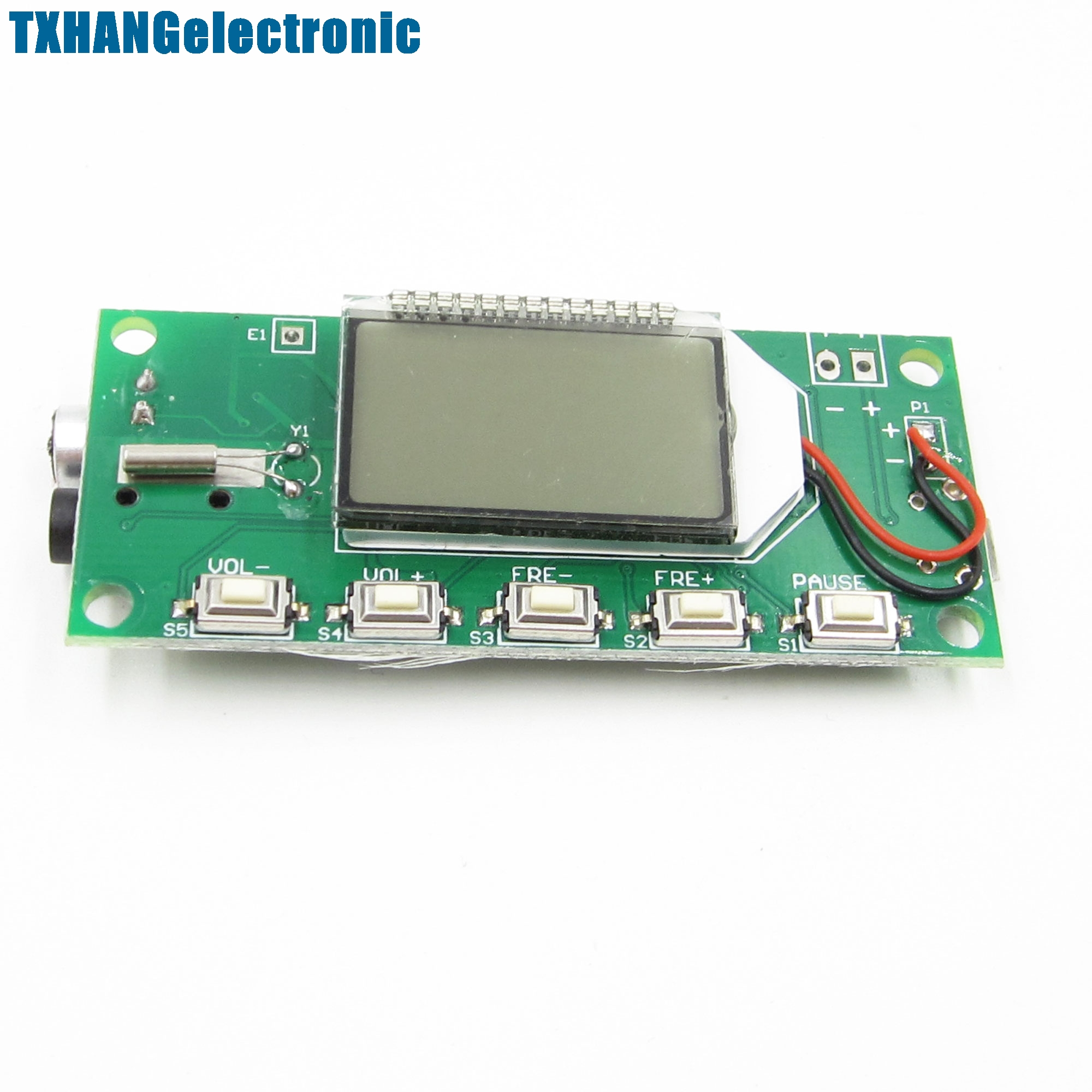 fm radio receiver module frequency modulation wireless microphone fm wireless microphone with coil pci circuit diagram electronic [ 2000 x 2000 Pixel ]