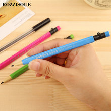 Mechanical Pencil 0.7mm 2B Lead Holder Drafting Drawing Cute Pencil Set Kawaii Pencil Automatic Writing School Gifts Stationery pentel graphgear 1000 mechanical drafting pencil pg1013 15 17 19 0 3 0 5 0 7 0 9mm