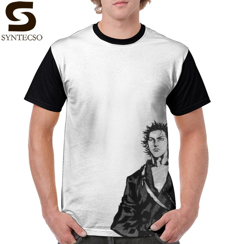 Vagabond T Shirt Vagabond T-Shirt Casual 100 Percent Polyester Tee Shirt Awesome Male Oversize Short Sleeves Print Tshirt