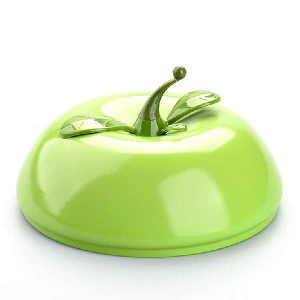 Gran oferta sartén para freír frutas cacerola de cerámica cacerola de color sartén para parrilla de aluminio fundido utensilios de cocina a Gas