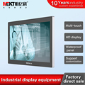 27 inch G+G capacitive touchscreen monitor LED screen with hdmi & dvi & vga input1920x1080 resolution multi touch screen monitor