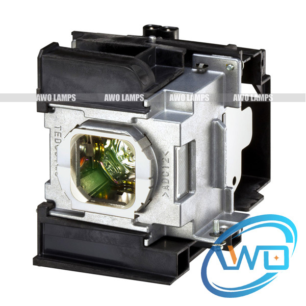 цена на Free shipping ET-LAA110 Compatible lamp with housing for PANASONIC PT-LZ370, PT-AR100 PT-AH1000