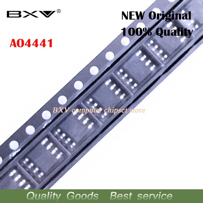 10pcs  4441 AO4441 AON4441 Sop-8 Chipset New Original