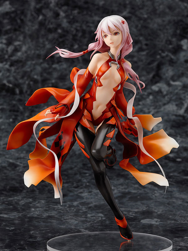 Classic Game Anime Guilty Crown Action Figure Yuzuriha Inori 1/8 Scale 8 Action FigureClassic Game Anime Guilty Crown Action Figure Yuzuriha Inori 1/8 Scale 8 Action Figure