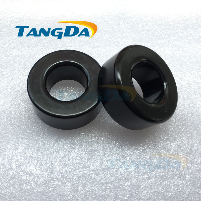 Tangda sendust FeSiAl toroidal cores inductor CS610060 62*32*25 mm uo:60 winding filter A.