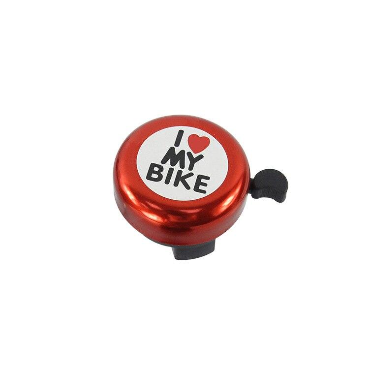 Милый велосипедный Звонок на руле велосипеда громкий звонок звуковые велосипедные колокольчики сигнальные колокольчики кольцо аксессуар...