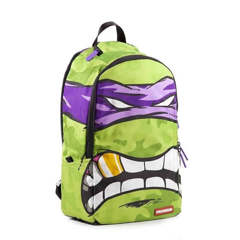 eb84e430e77 FREE SHIPPING SPRAYGROUND BACKPACK X NINJA TURTLES (DONATELLO) MOCHILA  CARTOON BAG-in Backpacks from Luggage & Bags on Aliexpress.com | Alibaba  Group