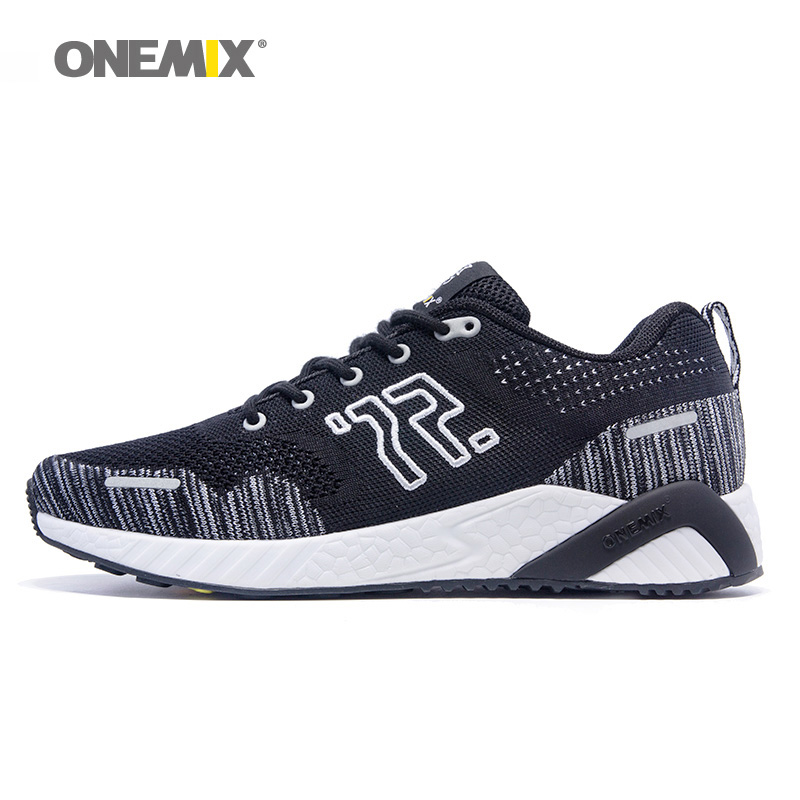 ONEMIX Men Running Shoes For Women Outdoor Tennis Sport Monkey King Black Retro Classic Athletic Trainers Trail Walking Sneakers new balance in usa m990v4 alpha classic red sneakers retro m990rd4 sport shoes men sneakers nb990 tennis shoes