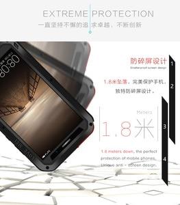 Image 5 - לmate Huawei 9/9 פרו Mate Case אהבת מיי Dirt הלם הוכחה מקרה טלפון מתכת עמיד במים שריון כיסוי לmate Huawei 9 פרו