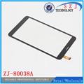 """Neue 8 """"zoll Tablet pc fall Touchscreen Für JZ ZJ 80038A Touch Panel Digitizer Glass Sensorwechsel Kostenloser versand-in Tablett-LCDs und -Paneele aus Computer und Büro bei"""