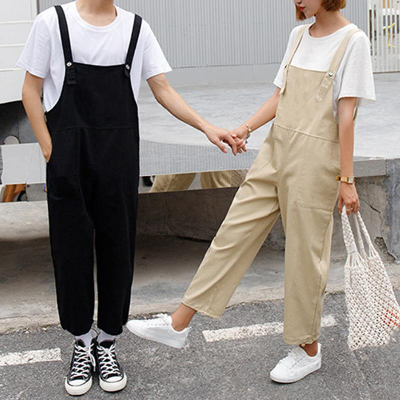 Pants Couple Men And Women Tooling  4