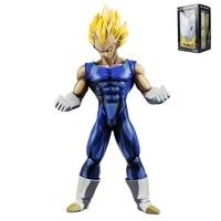 Dragon Ball Z Master Stars Piece The Vegeta Figure Collectible 25cm 10 Anime Doll Toy APLO11100