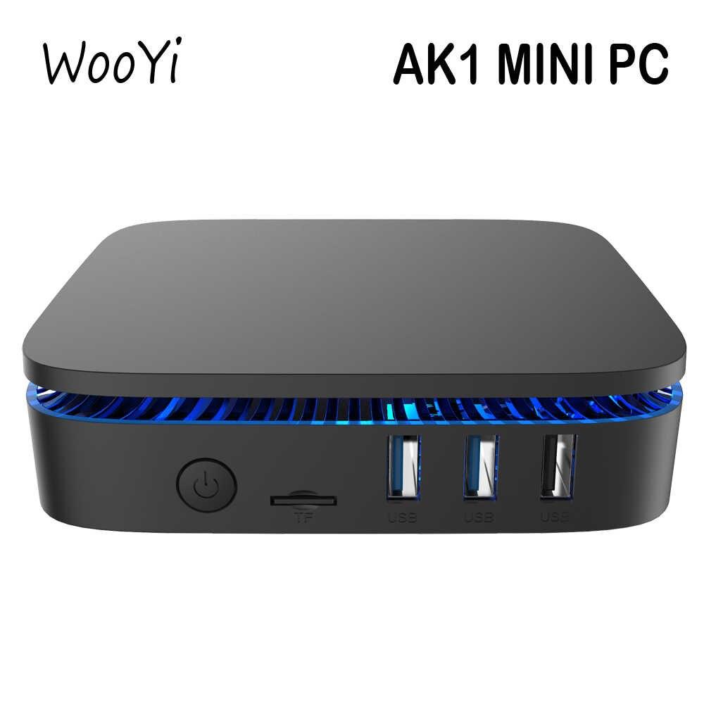 Detail Feedback Questions about AK3V Mini PC Intel Celeron J3455
