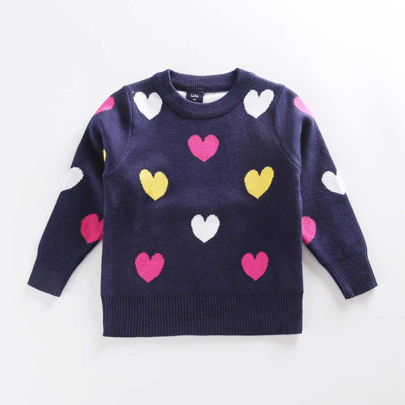 c868795c2a38 Detail Feedback Questions about 2016 children sweater heart pattern ...