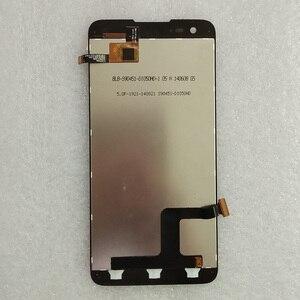"Image 3 - 5.0 ""100% tested lcd Per ZTE Geek sensore di V975 display LCD con touch screen digitizer assembly trasporto libero"