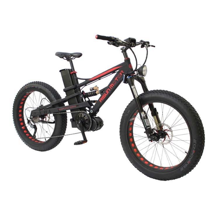 Custom nieve fat tire 48v1000w 750 w 8fun ebike potencia del motor...
