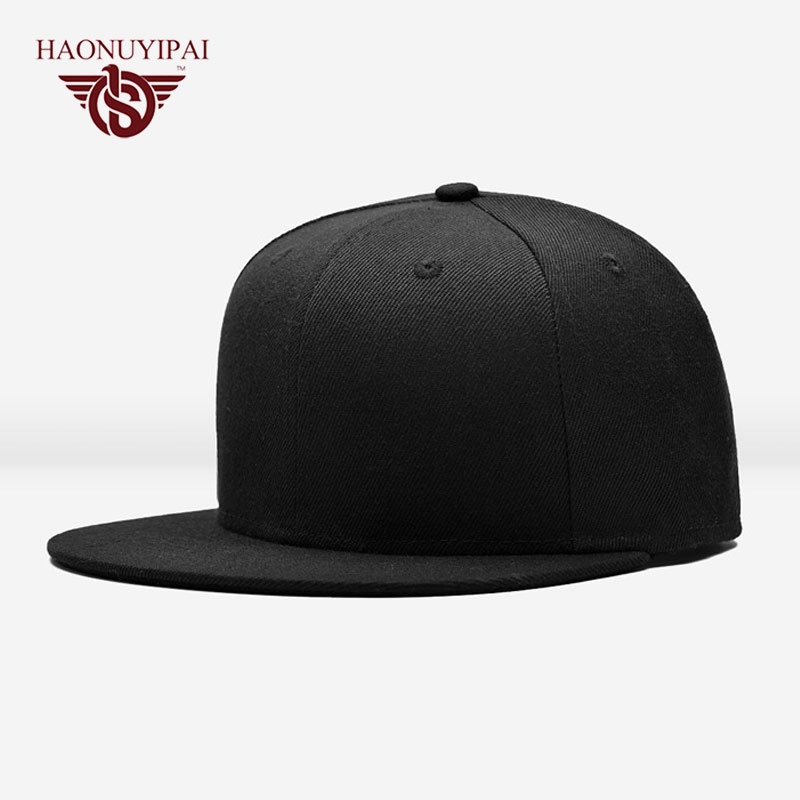 21fff31f04864 Brand Mens Womens Snapback Caps Red Color Hip Hop Snap Back Baseball Cap  Adult Men Women Cool Simple Flat Sun Hats-in Baseball Caps from Apparel  Accessories ...