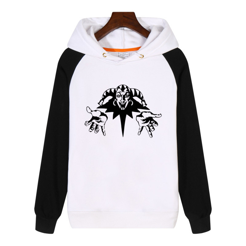 King and Jester Hoodies fashion men women Sweatshirts winter Streetwear Hip hop Hoody Clothes Tracksuit Sportswear GA821-in Hoodies & Sweatshirts from Men's Clothing