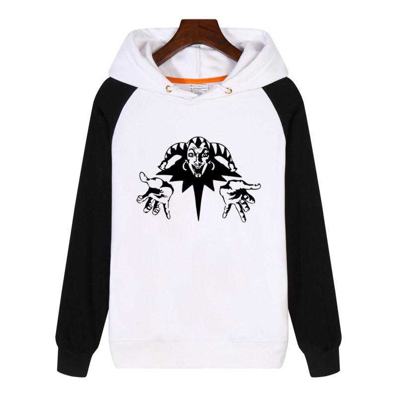 King and Jester Hoodies fashion men women Sweatshirts winter Streetwear Hip hop Hoody Clothes Tracksuit Sportswear GA821