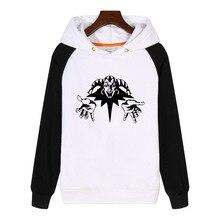 Kral ve Jester Hoodies moda erkekler kadın tişörtü kış Streetwear Hip hop Hoody giyim eşofman spor GA821