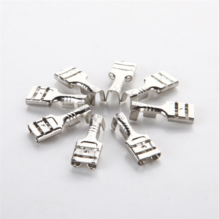 Button Gel Filled Phone Wire Butt Splice L14 Crimp Terminal UY Connector 2 Port