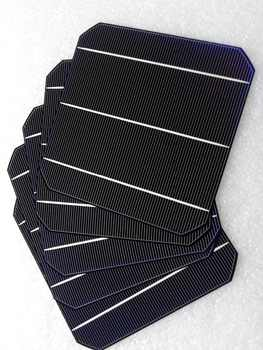 100pcs 20.4% efficiency 6x6 Monocrystalline solar cells - DISCOUNT ITEM  54% OFF All Category