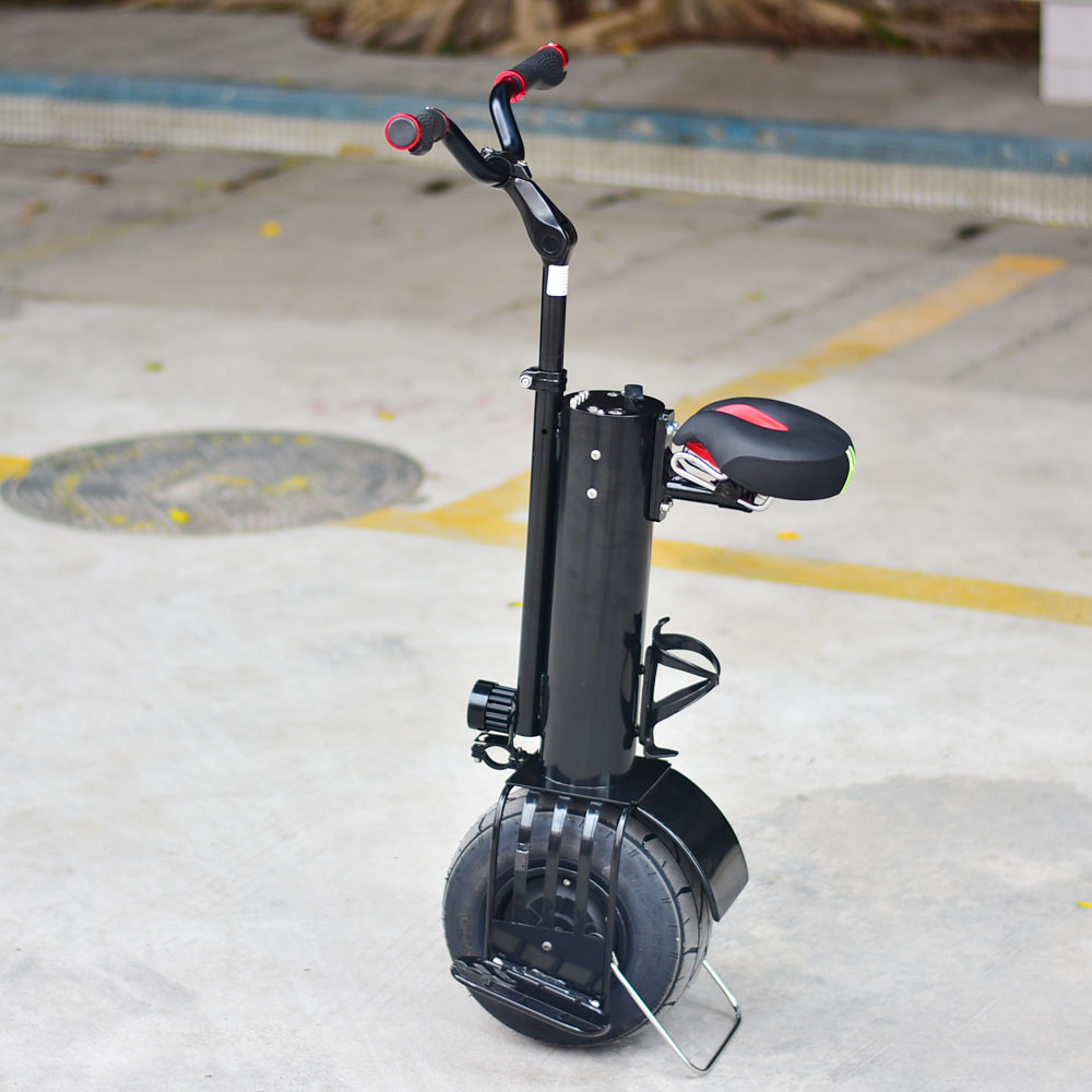 Single Wheel HOVER BOARD GIROSKUTER Self Balancing Monowheel Scooter Electric Unicycle, One Wheel Scooter S2