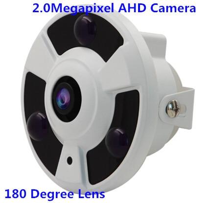 ФОТО Wide Angle FishEye 1.3MP 1.7MM Lens Camera CCTV Indoor 3 ARRAY IR LED