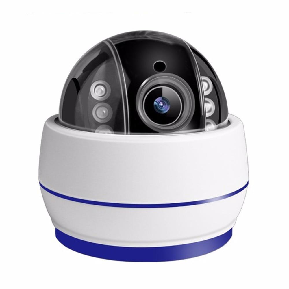 BESDER 960P 1080P Dome WiFi IP Camera Speed 5X Auto Zoom PTZ Surveillance Indoor Camera Wireless