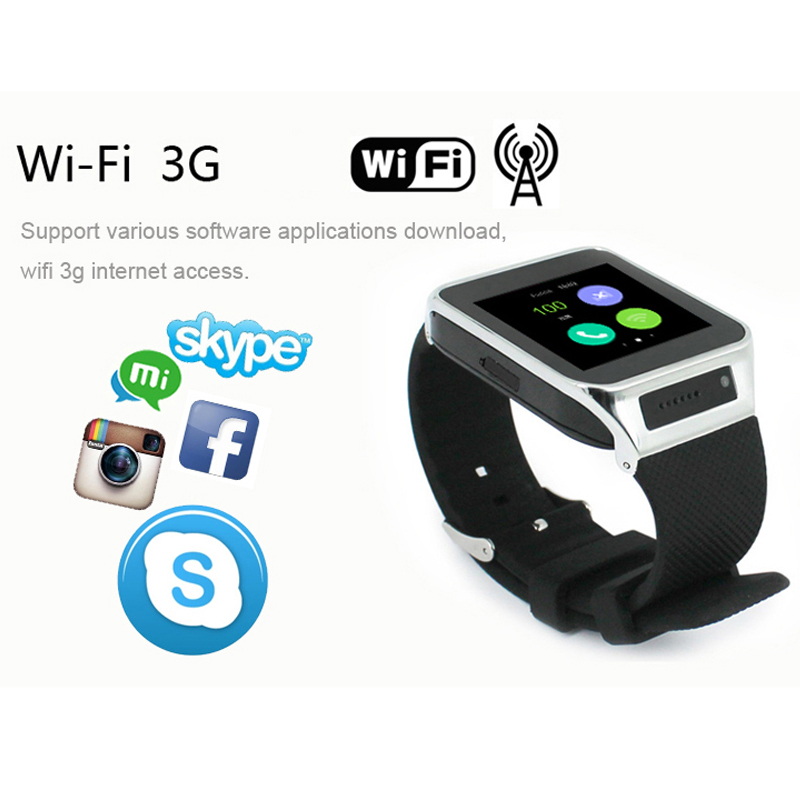 Celiadwn GW06 3G smart watch Android 4.4 Support 32GB TF SIM card GPS WIFI Bluetooth With Camera MP3/MP4 smartwatches PK QW09 696 bluetooth android smart watch gt08 plus support camera nano 3g sim card wifi gps google map google play store wristwatch