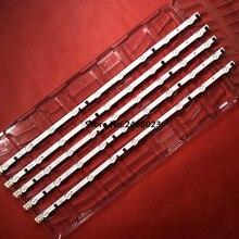 5 pieces/lot 100%New UA32F4088AR CY HF320AGEV3H UE32F5000 UA32F4000AR LED strip D2GE 320SC0 R3 2013SVS32H 9 LEDs 650mm