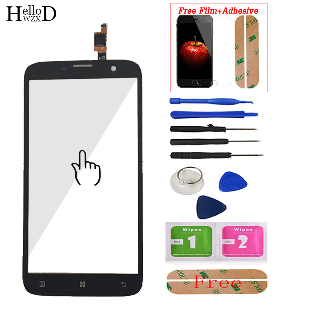 For Lenovo A850 A850+ Plus Touch Screen Glass Digitizer Panel Front Glass Lens Sensor Tools Adhesive + Screen Protector GiftFor Lenovo A850 A850+ Plus Touch Screen Glass Digitizer Panel Front Glass Lens Sensor Tools Adhesive + Screen Protector Gift