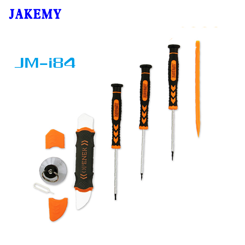 JAKEMY 7 in 1 Pro Spudger Pry Opener Opening Tool Screwdriver Set Repair Tools Kit For Iphone IPad Hand Tools SetJAKEMY 7 in 1 Pro Spudger Pry Opener Opening Tool Screwdriver Set Repair Tools Kit For Iphone IPad Hand Tools Set